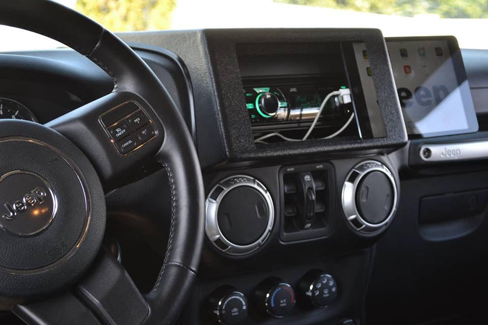 Ipad Jeep Dash Mount Ipad Mini Dash Mount Jeep Ipad